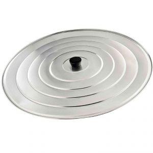 Couvercle à paella en aluminium (40 cm)