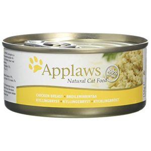 Applaws Boîte pour chat - Poitrine de poulet 156 g