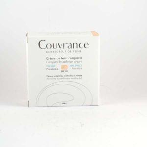 Avène Couvrance n°1 Porcelaine - Crème de teint compacte SPF30