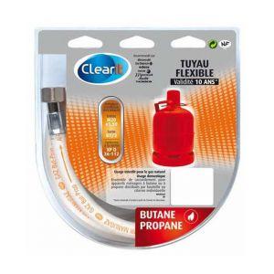 Clearit Tuyau De Gaz Butane Propane 1.5 Metre 75S2699 Pour INSTALLATION