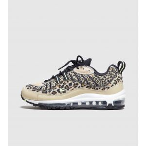 Nike Chaussure Air Max 98 Premium pour Femme - Marron - Couleur Marron - Taille 36