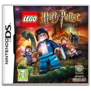 LEGO Harry Potter : Années 5 à 7 sur NDS