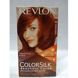 Revlon Colorsilk Beautiful Color Hair Color - Medium Auburn