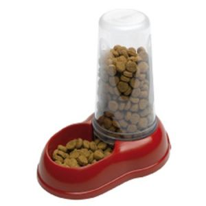 Ferplast Azimut Gravity - Distributeur de croquettes/eau
