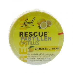 TS Reform Pastilles Rescue Citron sans sucre 50 g
