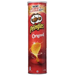 Pringles Original 210g - La boîte de 210g