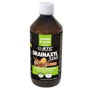 STC Nutrition Drainaxyl 500 - Draineur goût thé pêche