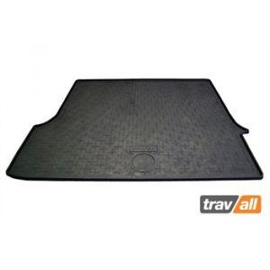 TRAVALL Tapis de coffre baquet sur mesure en caoutchouc TBM1040