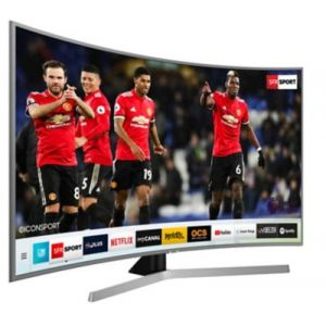 Samsung 49NU7655 - TV LED 4K UHD 125 cm HDR Incurvé