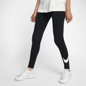 Nike Tight Swoosh Sportswear pour Femme - Noir - Taille XL - Femme