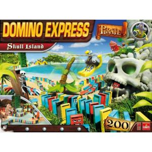 Goliath Domino Express : Skull Island