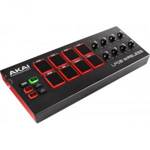 Akai LPD8 Wireless - Contrôleur USB/MIDI