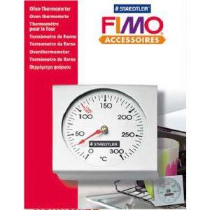 Fimo 8700 02 - Thermomètre pour le four, plage de mesure: 0-300 degrés