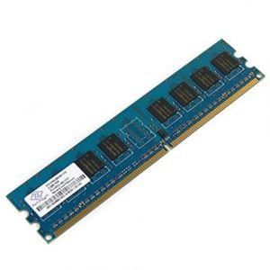 Nanya DIMM - NT512T64U88A0BY-37B - 512 MB - PC2-4200U - DDR2
