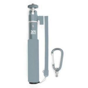 XSories U-Shot Perche téléscopique Selfie waterproof 18 a 49cm pour appareils photos et caméra d'actions GoPro ATLANTIC BLUE