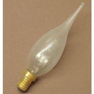 Ampoule Flamme grand siecle GS4 Translucide 30W E14 Girard Sudron eco halo