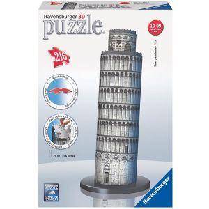 Ravensburger Puzzle 3D Tour de Pise 216 pièces