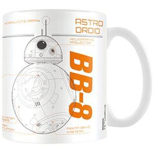 Pyramid International Mug Star Wars Episode Vii BB-8 Sketch