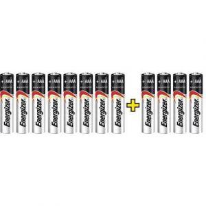 Energizer Pile LR03 (AAA) alcaline E300112200 1.5 V x12