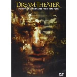 Dream Theater : Metropolis 2000, Scenes From New York