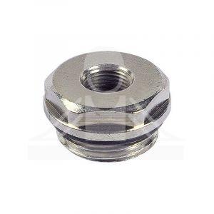 Somatherm Réduction Mâle - Femelle avec Joint Torique/Diam 15x21 - 5x10