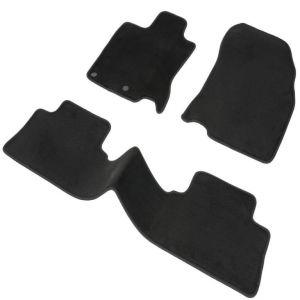 DBS Tapis Voiture / Auto - Sur Mesure pour FORD C-MAX (11/10 - 12/12) - 3 pièces - Gamme Luxe