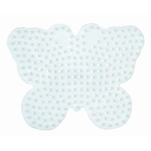 Hama Plaque pour perles à repasser : Papillon