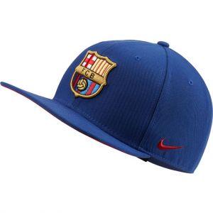 Nike FC Barcelone Casquette Pro Snapback - Bleu/Bordeaux - Bleu - Taille One Size