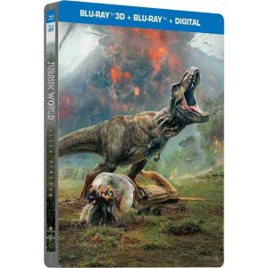 Jurassic World: Fallen Kingdom [Blu-Ray 3D]