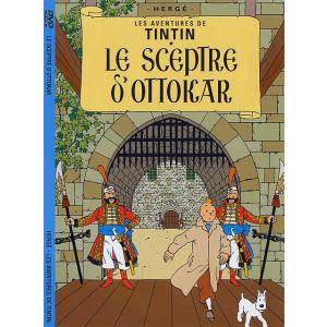 Les Aventures de Tintin : Le sceptre d'Ottokar