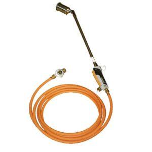 2EBALM 28835 Mobiflam 38 Security - Désherbeur thermique avec tuyau 10 m