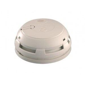 Delta Dore 6402073 - Détecteur de fumée autonome (conforme à la norme NF et EN 14604