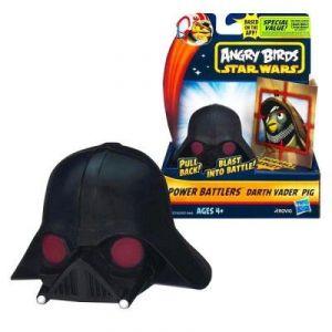 Hasbro Angry Birds Star Wars : Power Battlers : Dark Vador Pig