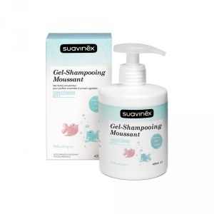 suavinex gel douche shampooing moussant pour b b comparer avec. Black Bedroom Furniture Sets. Home Design Ideas