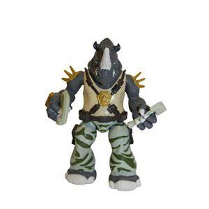Figurine Rocksteady Tortues Ninja 12 cm