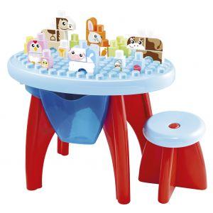Ecoiffier Table d'éveil animaux Maxi Abrick