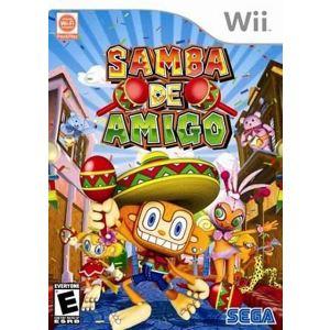 Samba de Amigo [Wii]