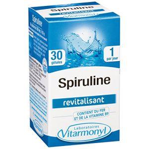 Laboratoires Vitarmonyl Spiruline 30 gélules