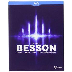 Coffret Luc Besson - Subway + Nikita + Léon + Le Cinquième Elément