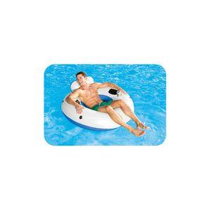 Bestway Bouée Lounge Luxe de piscine avec reposes verres