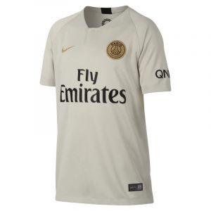 Nike Maillot de football 2018/19 Paris Saint-Germain Stadium Away pour Enfant plus âgé - Crème - Taille XL