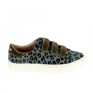 No Name Chaussures Arcade Straps Leopard Multicolor - Taille 36