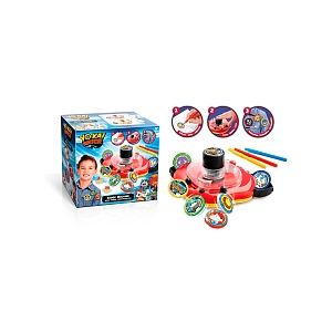 Canal Toys Badge machine
