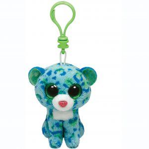 Ty Beanie Boo's - Porte-clés Leona Le Leopard