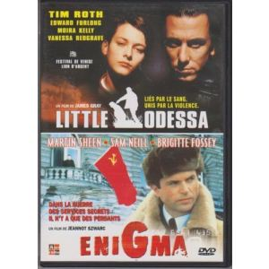 Coffret Little Odessa + Enigma