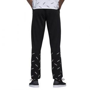 Adidas Graphic Pantalon de survêtement pour Homme M Noir/Blanc