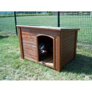 Habrita NC 1208 - Niche à chien 0,96 m²