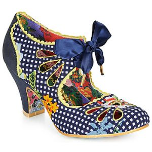 Irregular Choice Chaussures escarpins SUGAR PLUM bleu - Taille 36,37,38,39,40,41,43