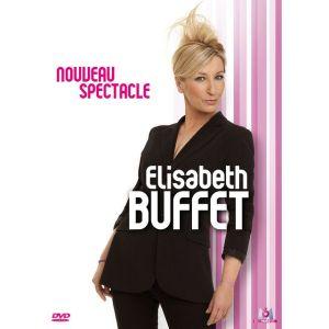 Elisabeth Buffet, nouveau spectacle