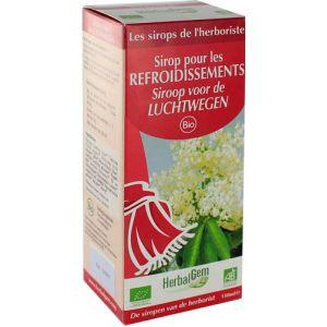 Herbalgem Sirop refroidissement bio 150 ml